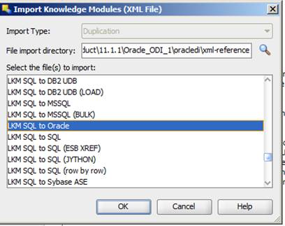 ODI 11g in a Services Oriented Architecture  Part III