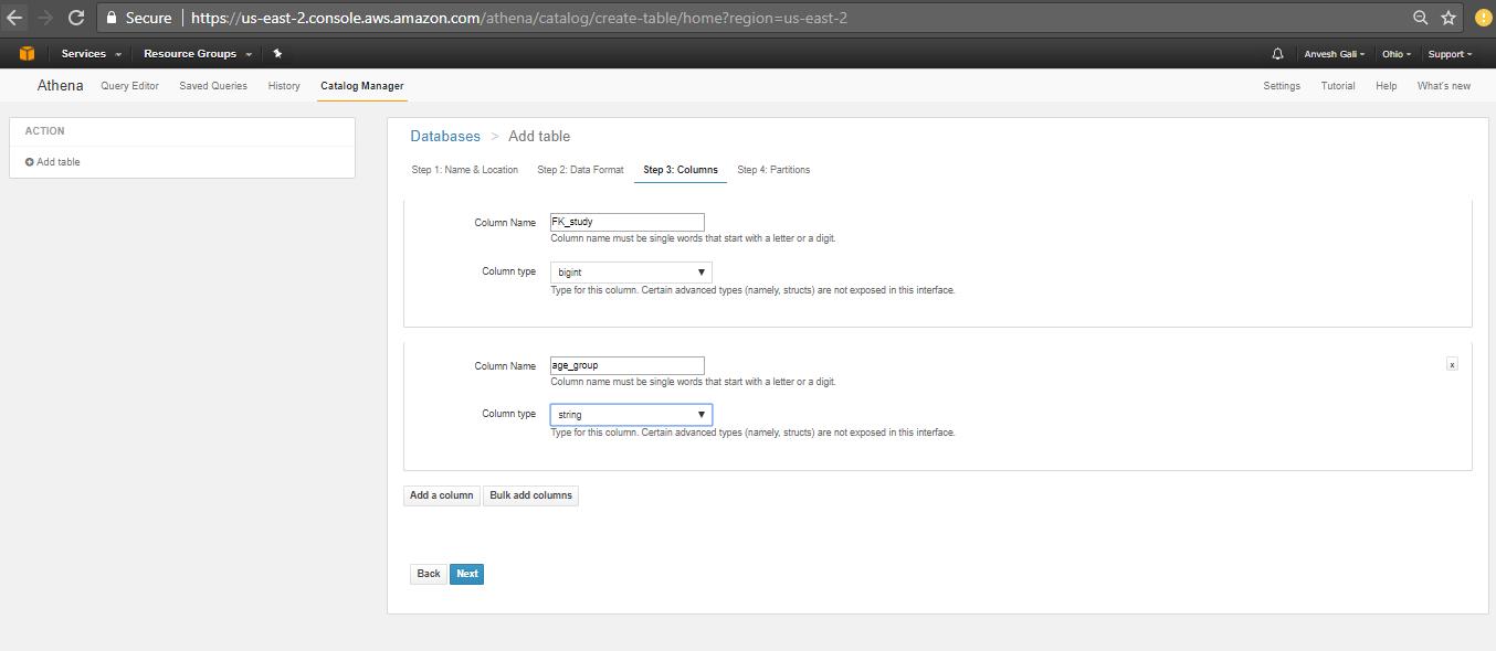 Convert XML to AWS ATHENA - Sonra