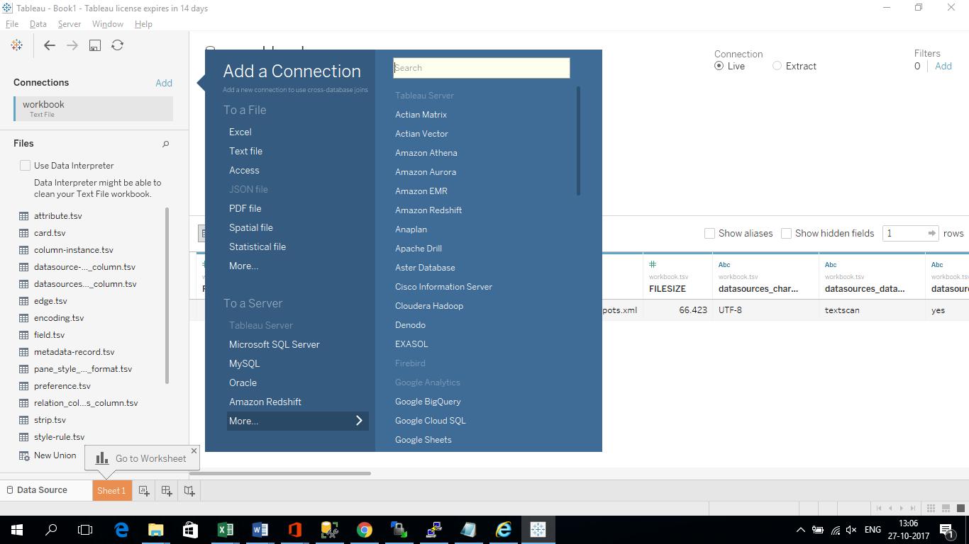 Convert XML Metadata of Tableau Workbooks (TWB) to Text - Sonra