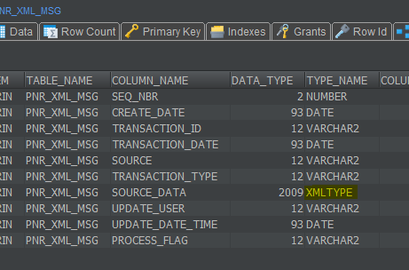 Convert Oracle XMLTYPE to Oracle tables - Sonra