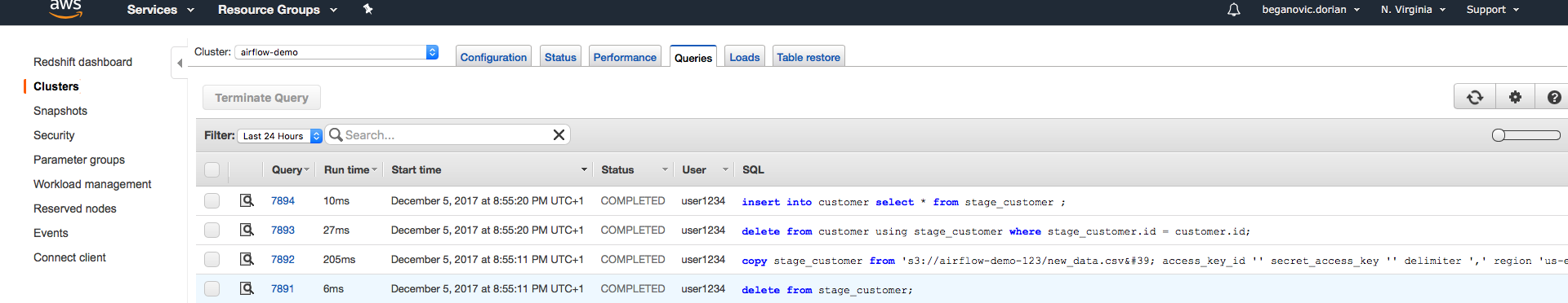 Using Apache Airflow to build reusable ETL on AWS Redshift - Sonra